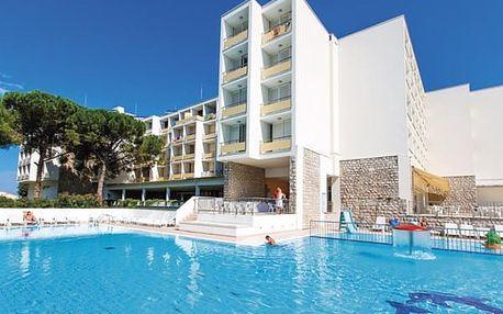 Hotel ADRIA, Dalmatská riviéra, Chorvatsko, all inclusive