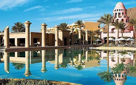 Egypt - Taba letecky na 8 dnů, all inclusive