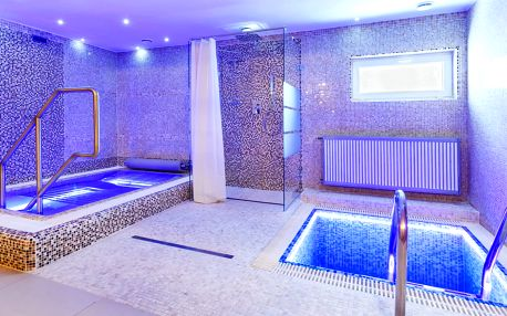 2 hodiny pohody v privátní vířivce a sauně pro 2