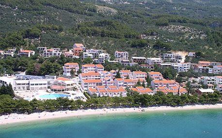 Bluesun hotel AFRODITA, Makarská riviéra, Chorvatsko, polopenze
