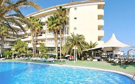 Hotel CAPRICI, Costa Brava, Španělsko, letecky, polopenze