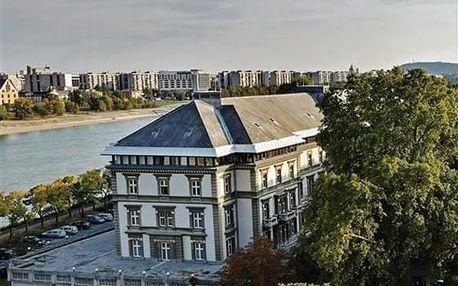 DANUBIUS Thermal hotel MARGITSZIGET, Maďarsko, vlastní doprava, polopenze