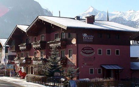 Rakousko - Kaprun - Zell am See na 5-8 dnů, snídaně v ceně