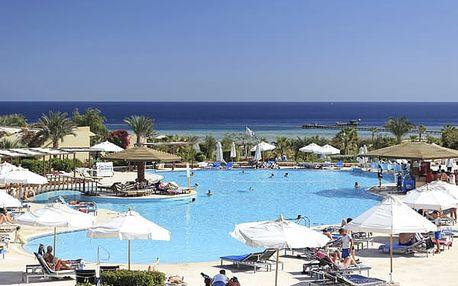 Hotel THREE CORNERS FAYROUZ PLAZA, Marsa Alam (oblast), Egypt, letecky, all inclusive