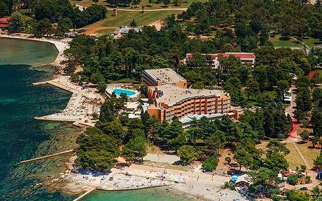 Hotel SOL UMAG, Istrie, Chorvatsko, vlastní doprava, polopenze