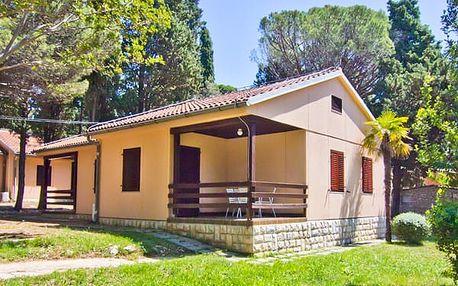 Apartmány SUHA PUNTA, Ostrovy sev.Jadranu, Chorvatsko, bez stravy