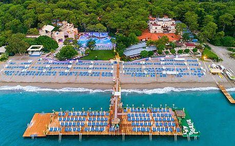 Hotel ULUSOY KEMER HOLIDAY CLUB, Turecká riviéra, Turecko, letecky, ultra all inclusive
