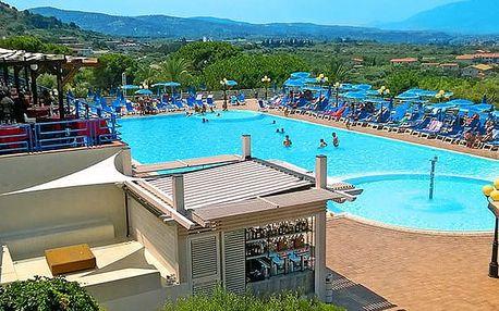 Hotel COSTA VERDE, Sicílie, Itálie, letecky, polopenze