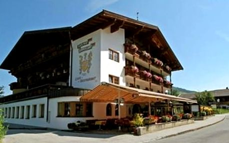 Rakousko - Zillertal na 4-8 dnů, polopenze