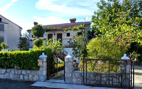 Apartmány NJIVICE, Ostrov Krk, Chorvatsko, bez stravy