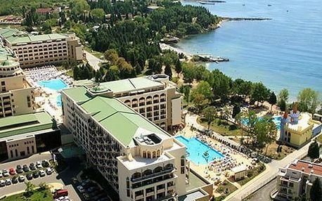 Hotel SOL NESSEBAR BAY-MARE, Burgas (oblast), Bulharsko, letecky, all inclusive