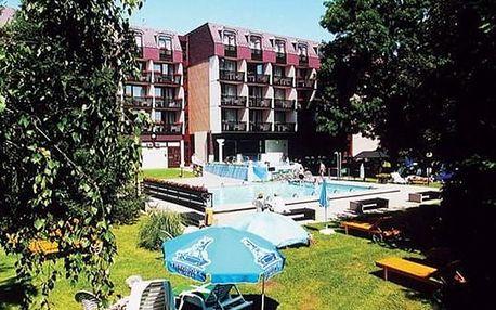 DANUBIUS Health Spa Resort SÁRVÁR, Maďarsko, vlastní doprava, polopenze