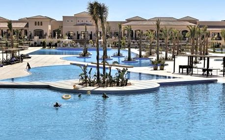 Hotel JAZ AQUAMARINE, Hurghada (oblast), Egypt, letecky, all inclusive