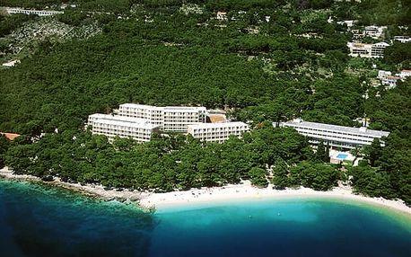 Bluesun hotel MARINA, Makarská riviéra, Chorvatsko, polopenze
