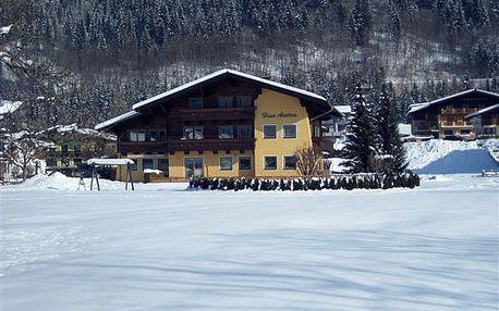 Rakousko - Flachau - Wagrain na 4-8 dnů