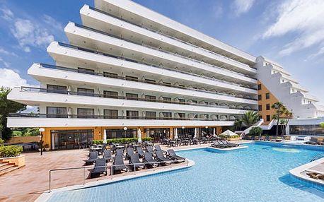 Hotel TROPIC PARK, Costa Brava, Španělsko, letecky, polopenze