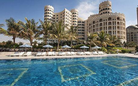 Hotel AL HAMRA VILLAGE & RESIDENCE, Spojené arabské emiráty, vlastní doprava, strava dle programu