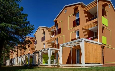 Apartmány SOL STELLA MARIS, Istrie, Chorvatsko, vlastní doprava, bez stravy