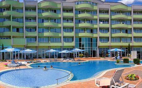 Hotel MPM ARSENA, Burgas (oblast), Bulharsko, letecky, ultra all inclusive