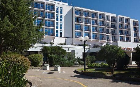 Hotel BELI KAMIK, Ostrov Krk, Chorvatsko, polopenze