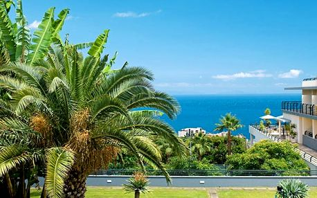 Hotel MADEIRA PANORAMICO, Madeira, Portugalsko, letecky, polopenze