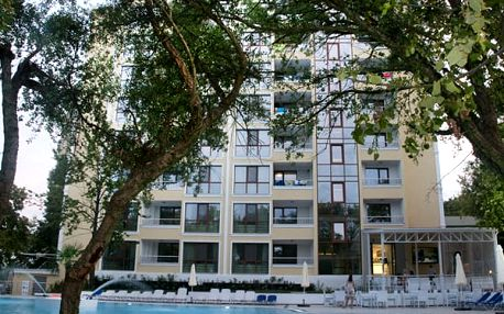Hotel PERLA ROYAL, Burgas (oblast), Bulharsko, letecky, all inclusive