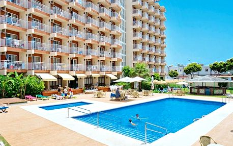 Hotel BALMORAL, Andalusie, Španělsko, letecky, polopenze