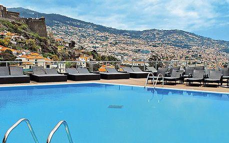 Hotel FOUR VIEWS BAIA, Madeira, Portugalsko, letecky, polopenze