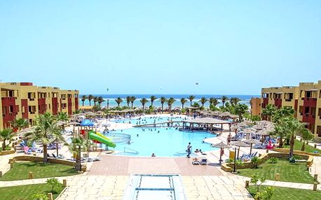 Hotel ROYAL TULIP BEACH RESORT, Marsa Alam (oblast), Egypt, letecky, all inclusive