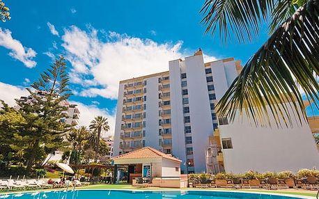 Hotel GIRASSOL, Madeira, Portugalsko, letecky, snídaně v ceně