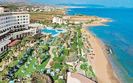 Hotel CRETA STAR, Západní Kréta / Chania, Řecko, letecky, all inclusive