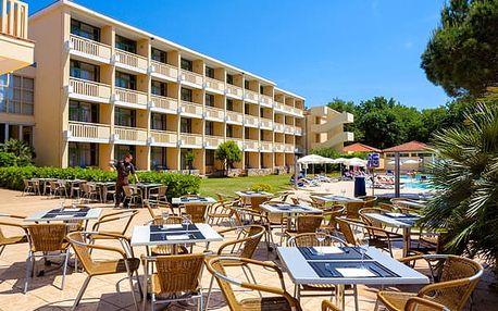 Hotel SOL AURORA, Istrie, Chorvatsko, vlastní doprava, all inclusive