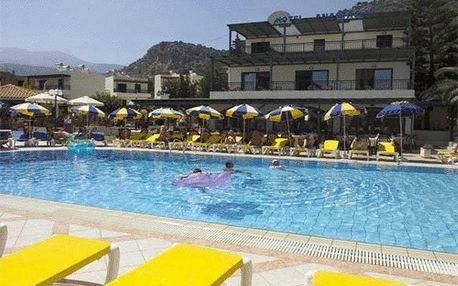 Řecko - Crete na 8 dní, polopenze s dopravou letecky z Prahy