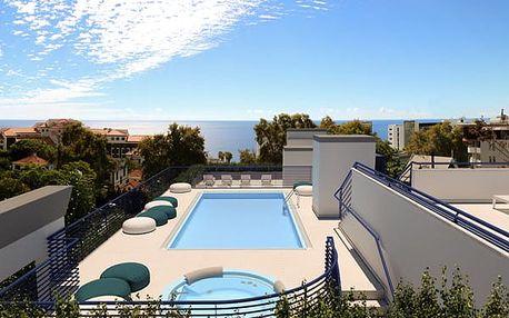Hotel TERRACE MAR, Madeira, Portugalsko, letecky, snídaně v ceně