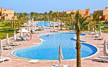 Hotel CLUB CALIMERA AKASSIA SWISS RESORT, Marsa Alam (oblast), Egypt, letecky, all inclusive