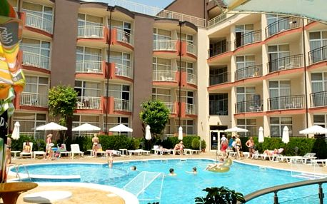 Hotel MPM ASTORIA, Burgas (oblast), Bulharsko, letecky, all inclusive