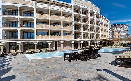 Hotel SIENA PALACE, Burgas (oblast), Bulharsko, letecky, snídaně v ceně