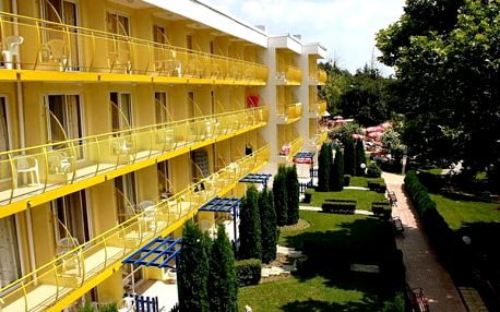 Hotel ORCHIDEA RESORT, Varna (oblast), Bulharsko, letecky, all inclusive