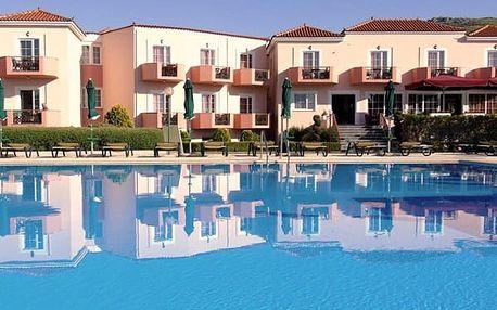 Hotel BELLA VISTA, Lesbos, Řecko, letecky, all inclusive