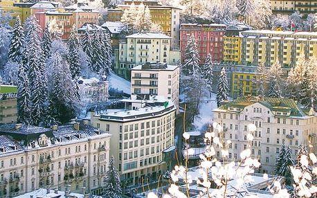 Rakousko - Bad Gastein na 6-7 dnů, polopenze