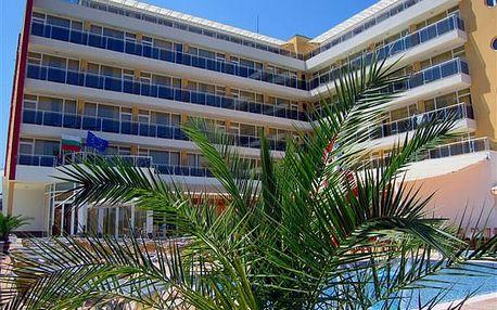 Hotel PLAMENA PALACE, Burgas (oblast), Bulharsko, letecky, snídaně v ceně