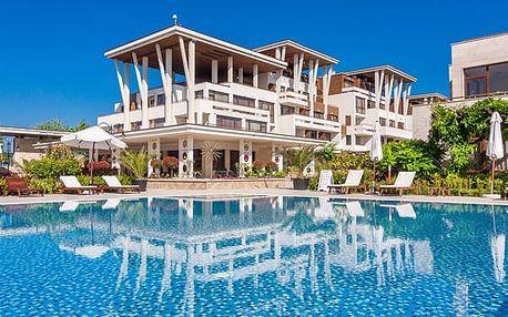 Hotel APOLONIA RESORT, Burgas (oblast), Bulharsko, letecky, all inclusive