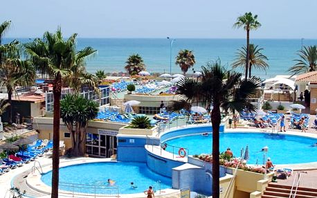 Hotel SOL DON PABLO, Andalusie, Španělsko, letecky, polopenze