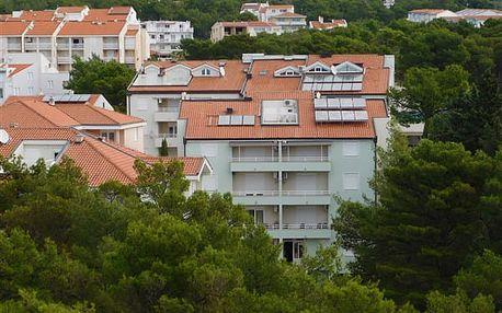 Apartmány RUŽA, Makarská riviéra, Chorvatsko, bez stravy