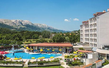 Chorvatsko - Ostrov Krk na 8-10 dnů, polopenze