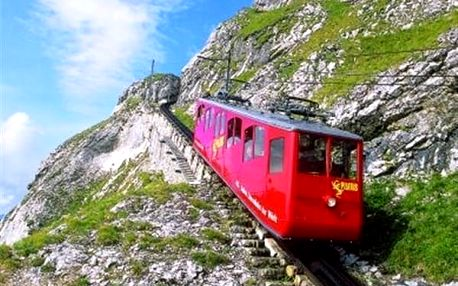 Švýcarsko - Evropa na 5 dnů, polopenze