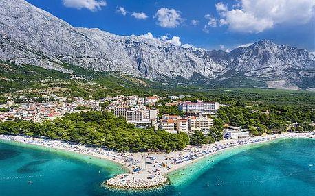 Hotel HORIZONT, Makarská riviéra, Chorvatsko
