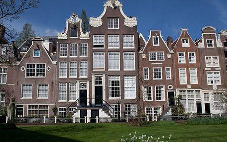 Prodloužený víkend v Amsterdamu, Evropa, Nizozemsko, letecky, snídaně v ceně