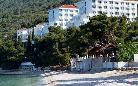Hotel LABINECA, Makarská riviéra, Chorvatsko, all inclusive