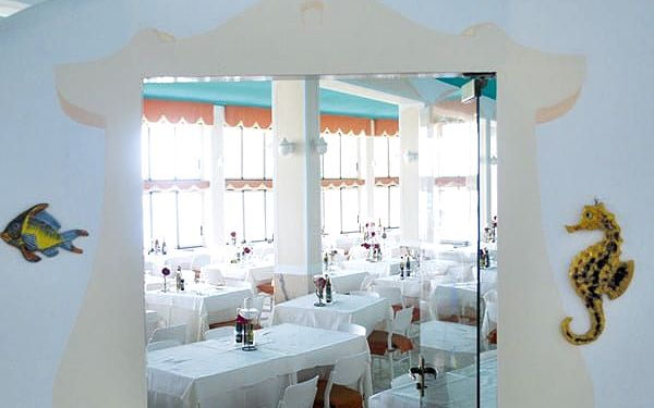 Hotel CASA ROSA, Ischia, letecky, polopenze3